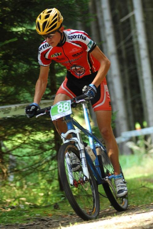Merida Bike Vysočína '08 - XC: kadeti