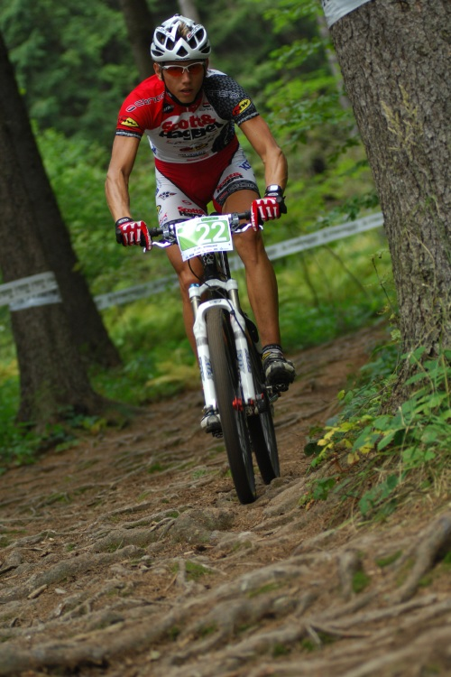 Merida Bike Vysočína '08 - XC: Michal Plesník