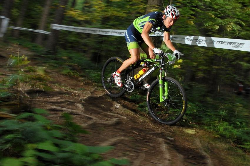 Merida Bike Vysočína '08 - XC: Ralph Naef