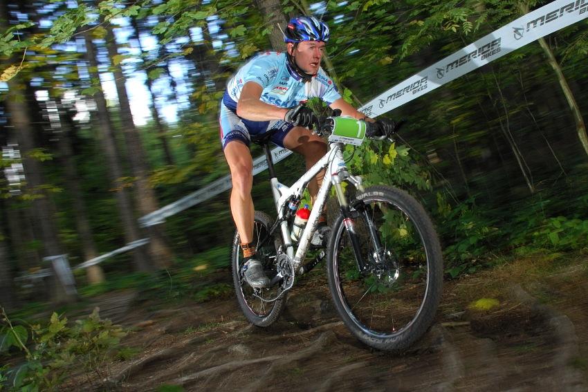 Merida Bike Vysočína '08 - XC: Tomáš Trunschka