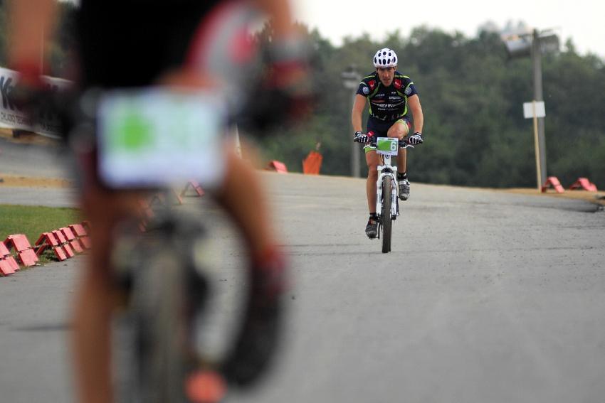 Merida Bike Vyso��na '08 - XC: Milan Sp�n� jako nejlep�� �ech p�t�
