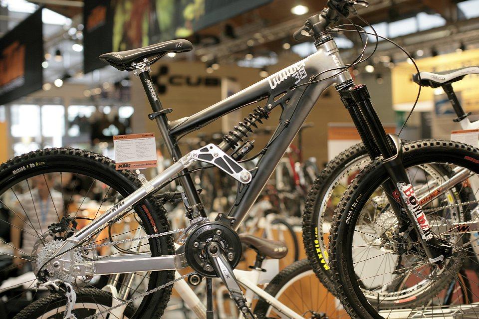 KTM - Eurobike 2008