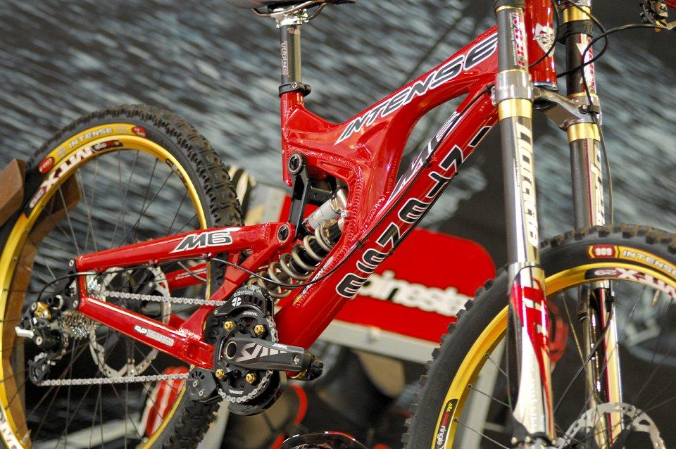 Intense - Eurobike 2008