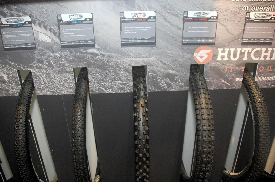 Hutchinson - Eurobike 2008