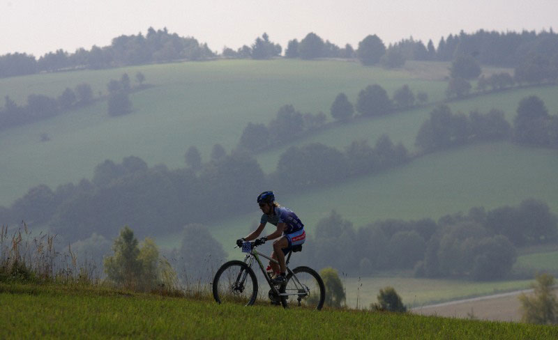 Merida Bike Vysočina - maraton 27.9. 2008 - Pavel Zerzan