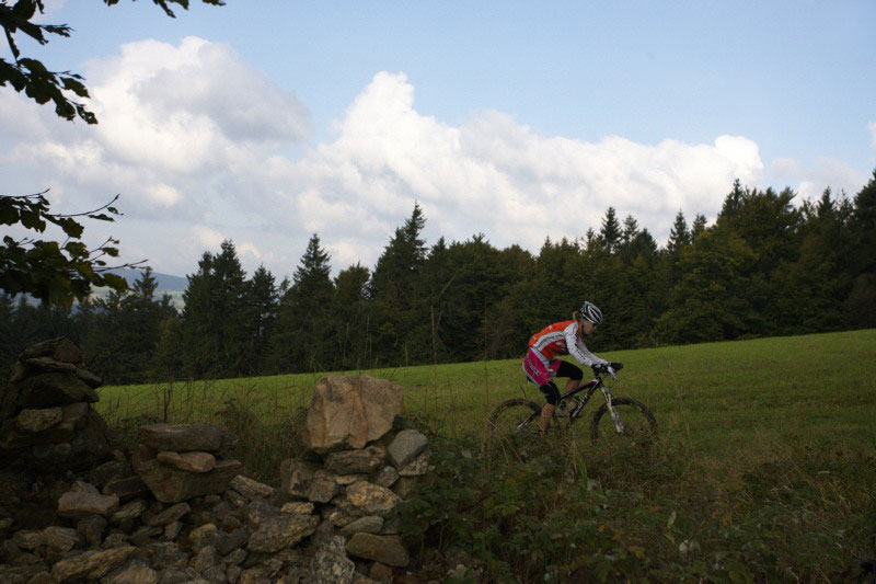 Merida Bike Vysočina - maraton 27.9. 2008 - Barbora Radová