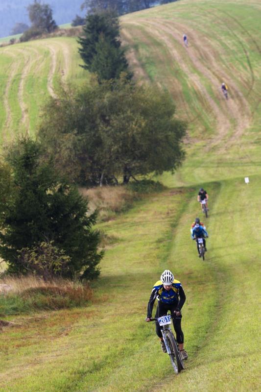 Merida Bike Vyso�ina - maraton 27.9. 2008