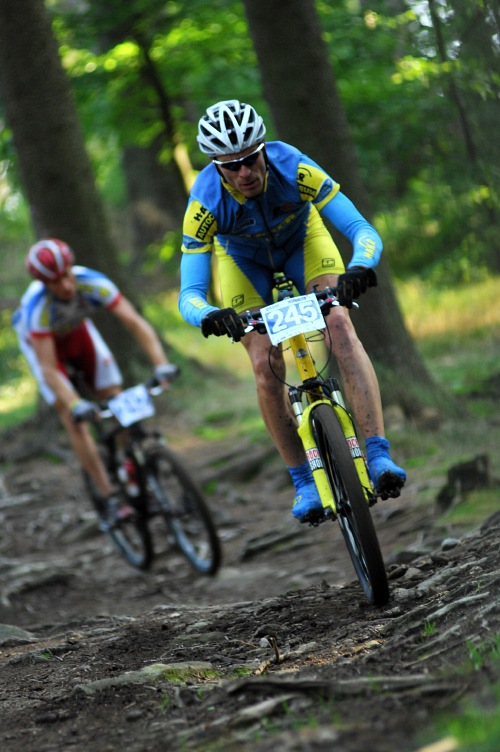Merida Bike Maraton '08: Milan Fajt