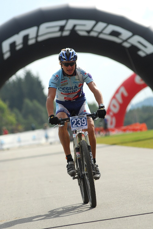 Merida Bike Maraton '08: Pavel Zerzan v�t�z�