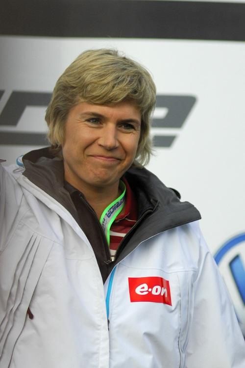 Merida Bike Maraton '08: Kateřina Neumannová vyhrála ženskou kategorii na krátké trati