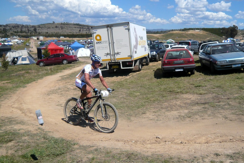 Scott 24 Hours MTB 2008, Canberra /AUS/ - Zden�k K�� /VIG Racing Team/