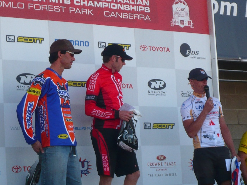 Scott 24 Hours MTB 2008, Canberra /AUS/ - Zden�k K�� /VIG Racing Team/