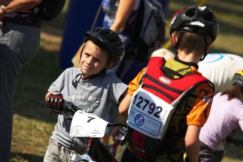 Roc d'Azur 2008 - Frejus/FRA - do dětských závodů nastupuje více než 500 dětí