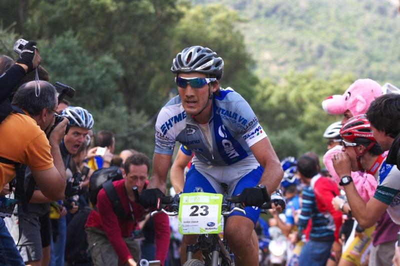Roc d'Azur 2008 - Frejus/FRA - Gutierrez stahoval