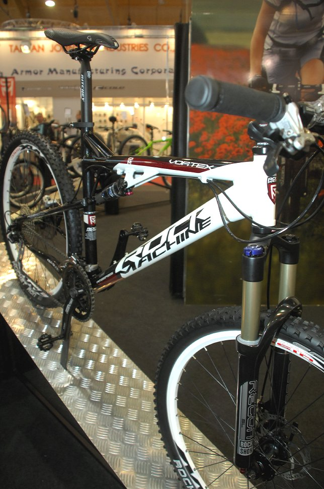 Rock Machine - Eurobike 2008