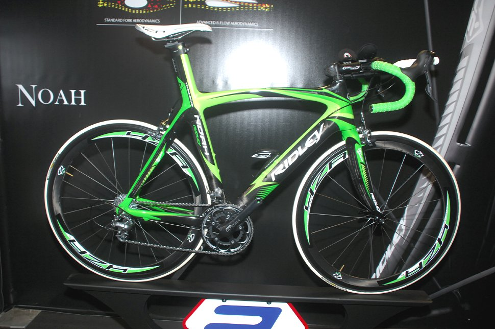 Ridley - Eurobike 2008