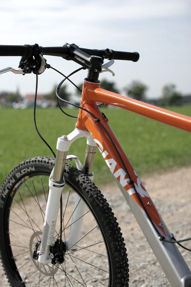 Giant Anthem X 2009 - Eurobike 2008