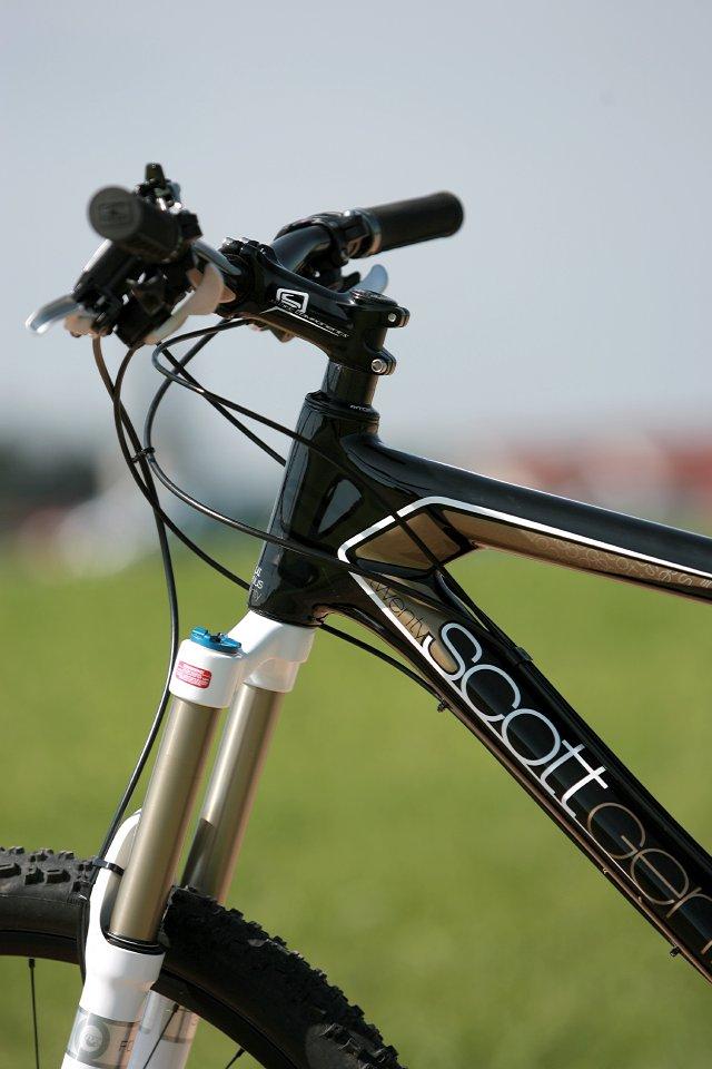 Scott Genius 2009 - Eurobike 2008