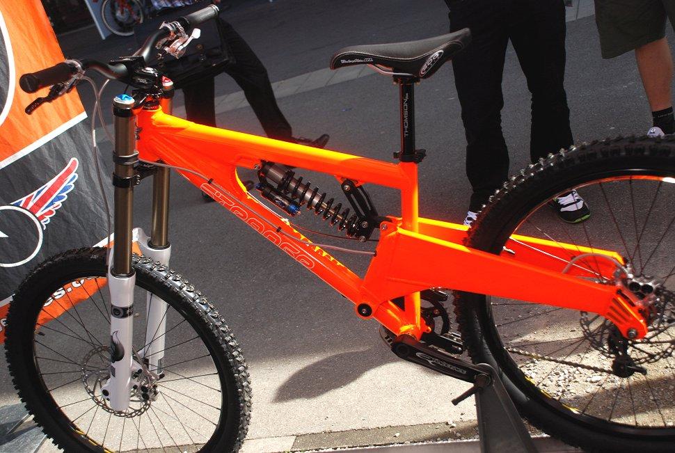 Orange - Eurobike 2008