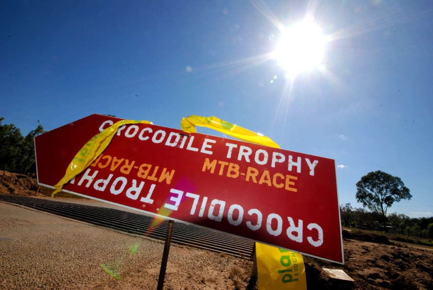 Crocodile Trophy 2008 - 4. etapa