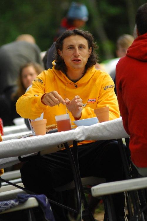Crocodile Trophy 2008 - 3. etapa: Lubo� Kejval