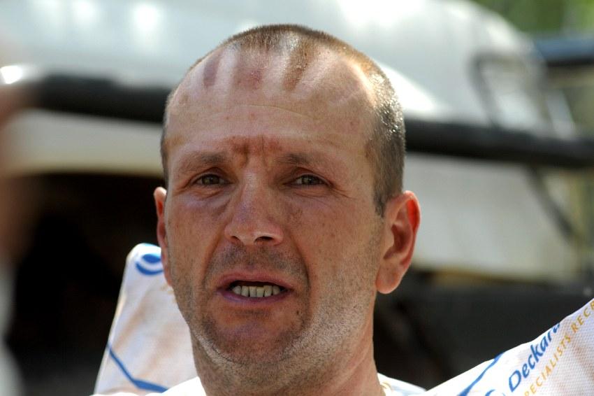 Crocodile Trophy 2008 - 3. etapa: Láďa Drda