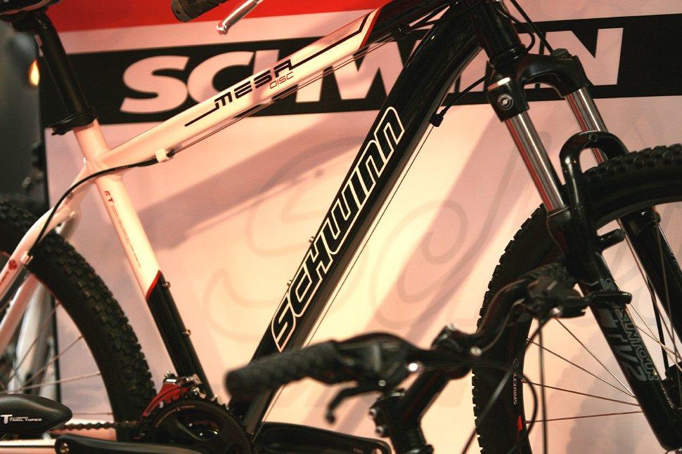 Schwinn - Eurobike 2008