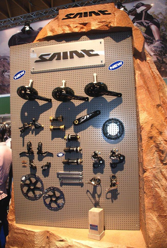 Shimano - Eurobike 2008