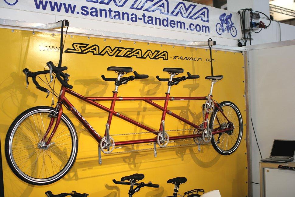 Santana - Eurobike 2008