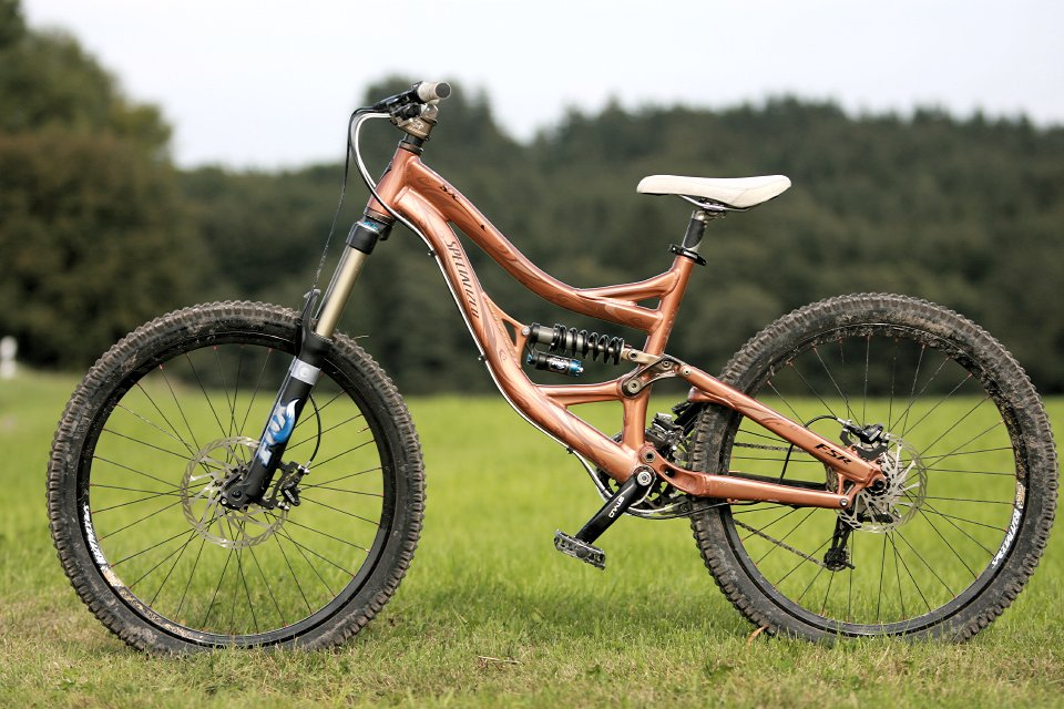 Specialized SX 2009