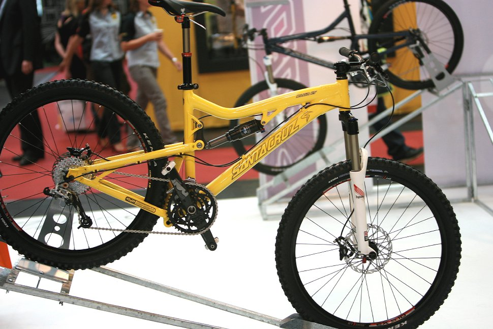 Santa Cruz  - Eurobike 2008