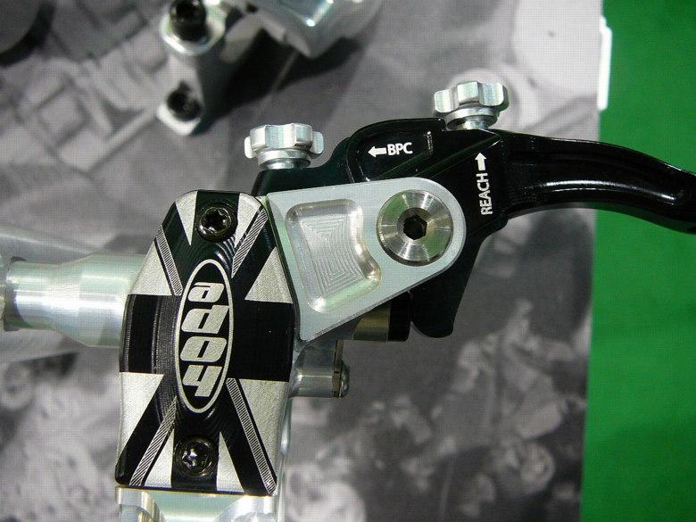 Cycle Show London 2008 - aDoy, foto: Petr Slavík