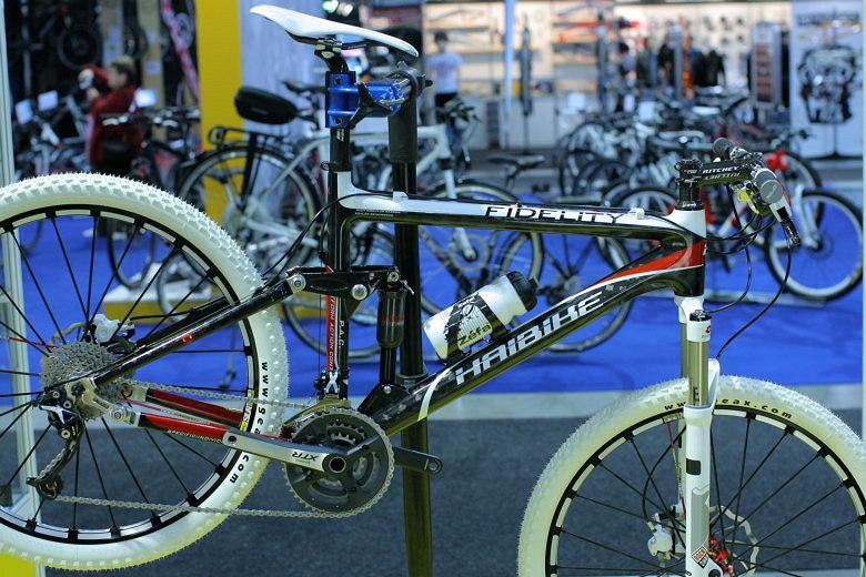 Sport Life, Brno 6.-9.11. 2008 - Haibike je na českém trhu druhým rokem