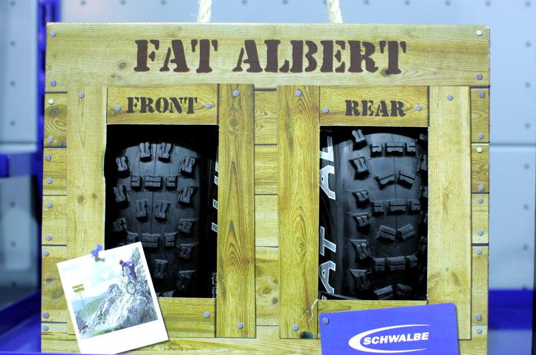 Sport Life, Brno 6.-9.11. 2008 - d�rkov� balen� Fat Aleberta