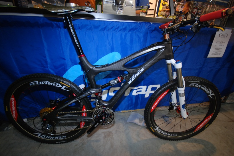 Sport Life 2008: Ibis Mojo SL tuned by Dlouh�n