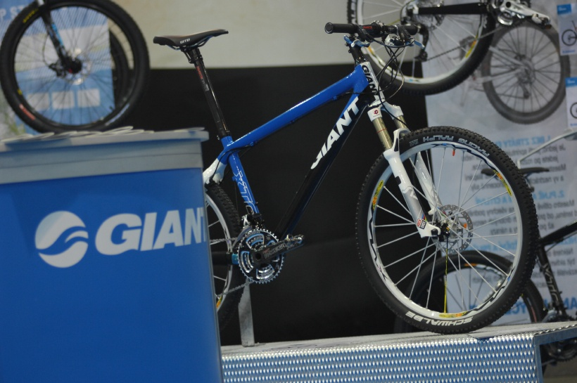 Sport Life 2008: Giant