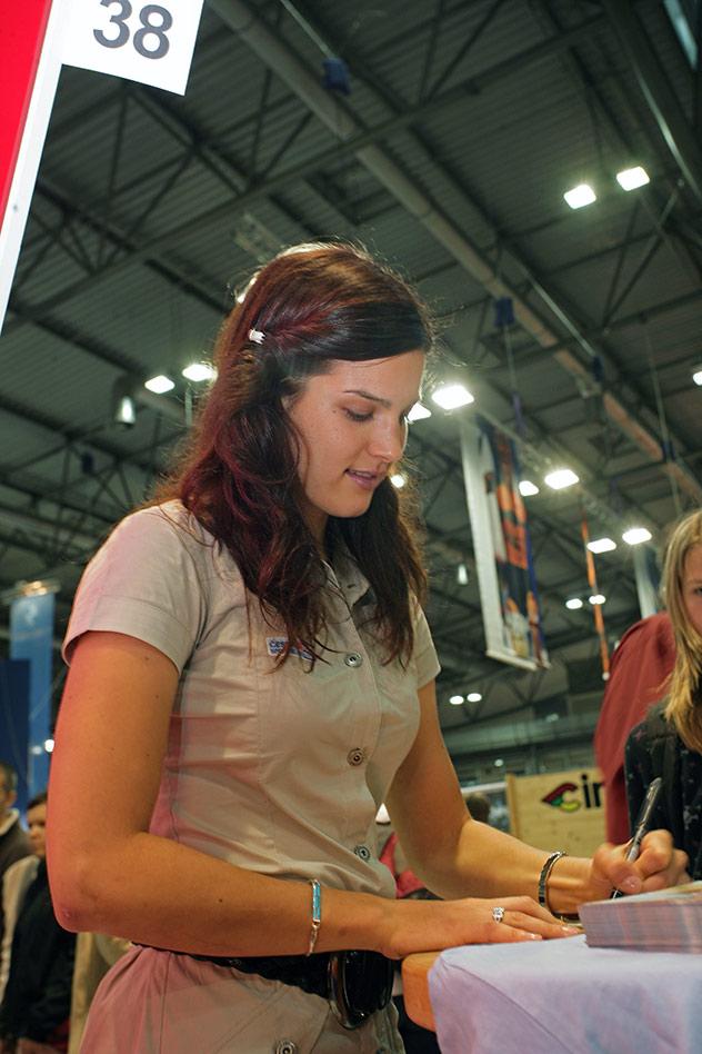 Sport Life 2008 Faces: Tereza Huříková