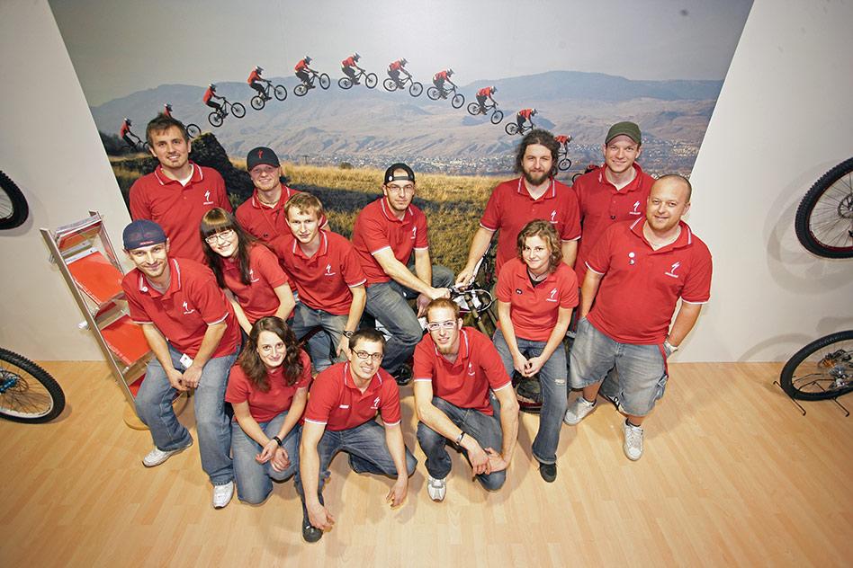 Sport Life 2008 Faces: 69 Company bez šéfa ale zato se slečnami