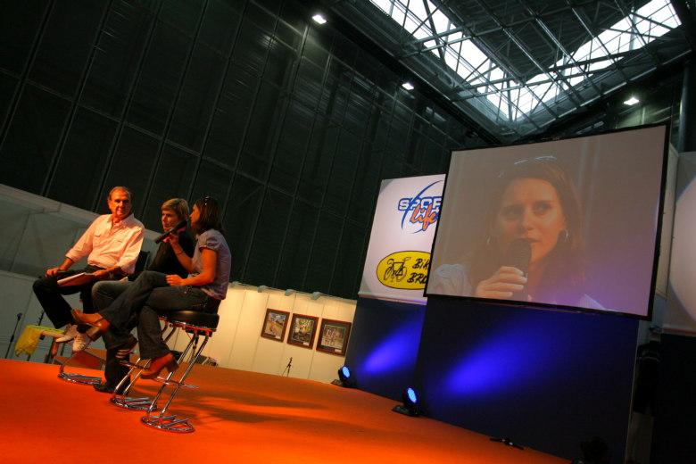 Sport Life, Brno 6.-9.11. 2008 - Kateřina Nash, Kateřina Neumannová