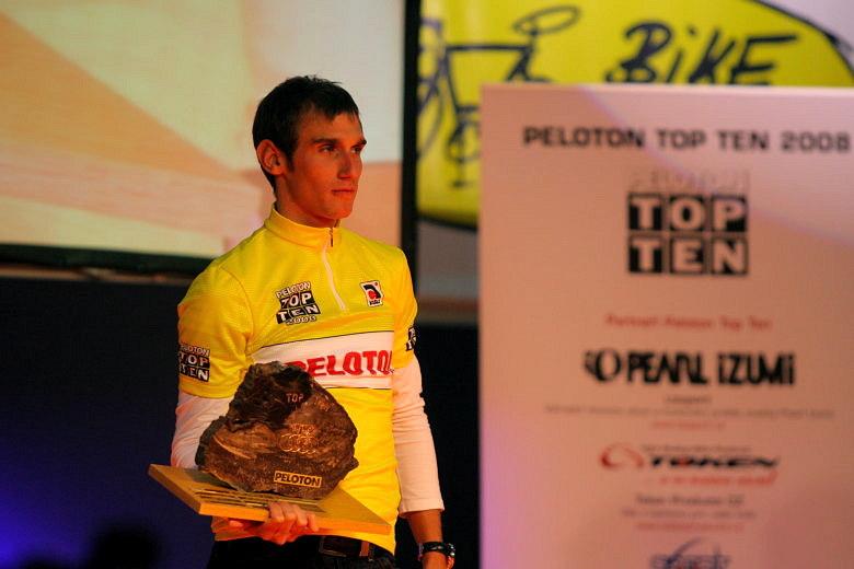 Sport Life, Brno 6.-9.11. 2008 - Top Ten Pelotonu - v�t�z Roman Kreuziger