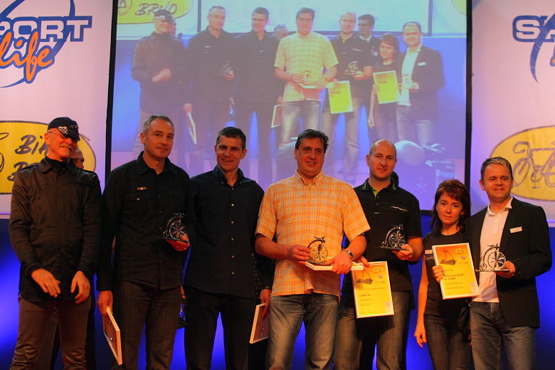 Sport Life, Brno 6.-9.11. 2008 - ocenění v Bike Brno Prestige
