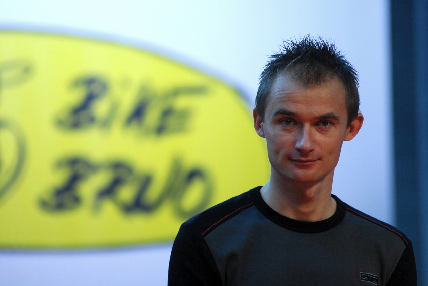Sport Life 2008 Faces: Jan Hruška