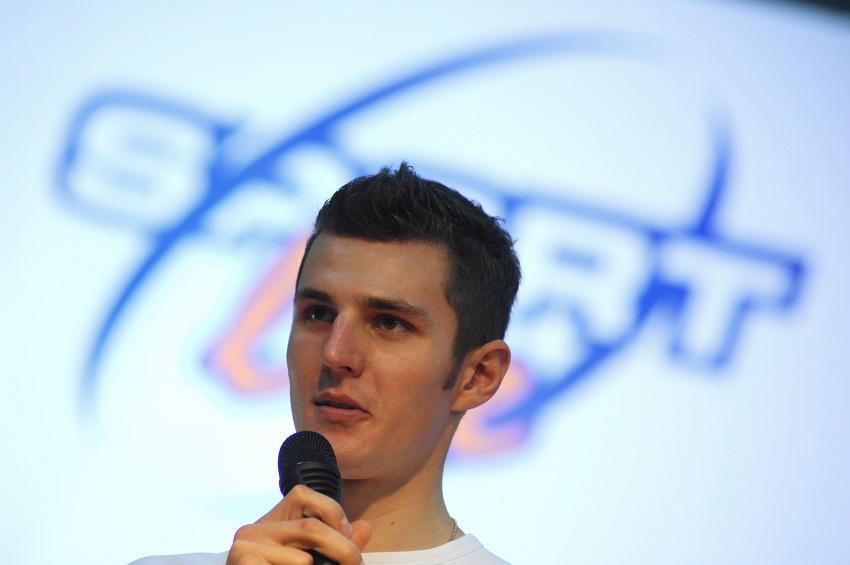 Sport Life 2008 Faces: Jaroslav Kulhavý