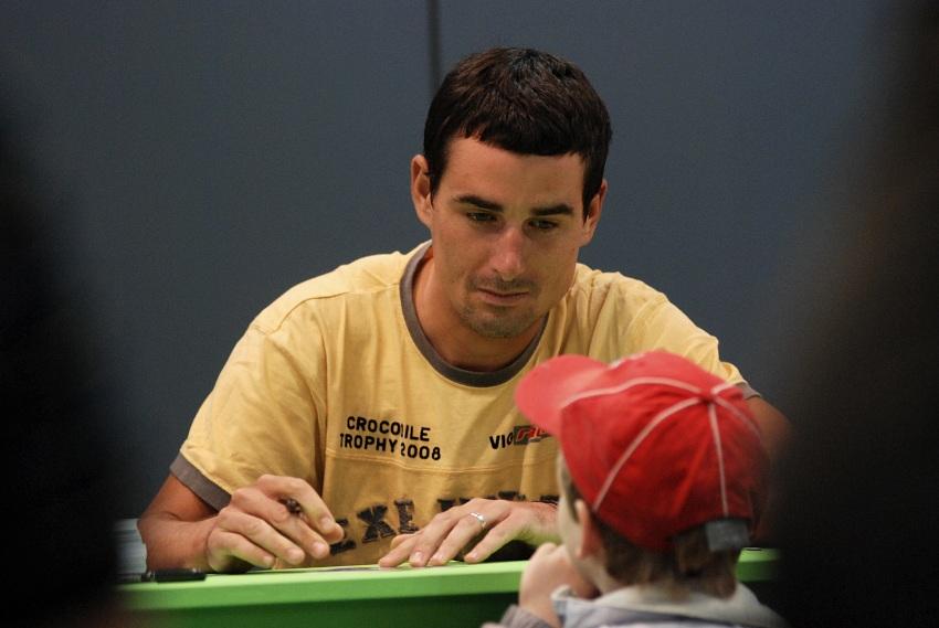 Sport Life 2008 Faces: Ondřej Fojtík
