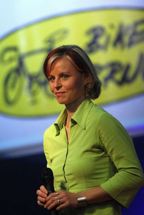 Sport Life 2008 Faces: Bára Radová