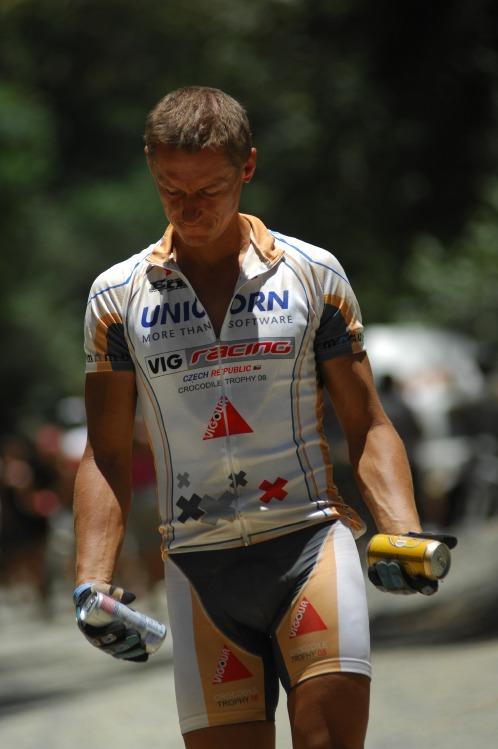 Crocodile Trophy 2008 - 10.etapa: dilema Zdendy Kříže v poslední etapě....