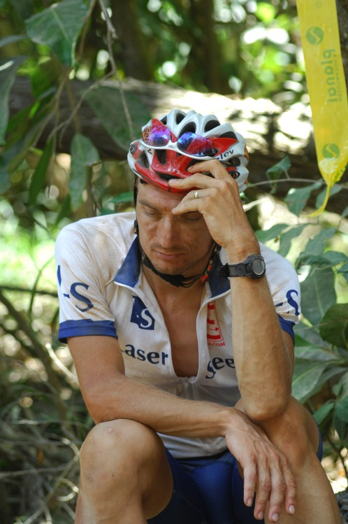 Crocodile Trophy 2008 - 10.etapa: únava byla znát