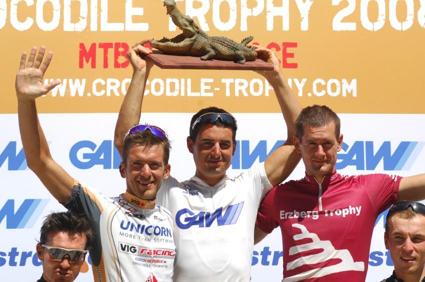Crocodile Trophy 2008 - 10.etapa: Češi ovládli Crocodile Trophy