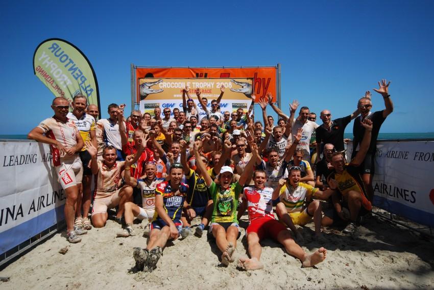 Crocodile Trophy 2008 - 10.etapa: p�e�iv��