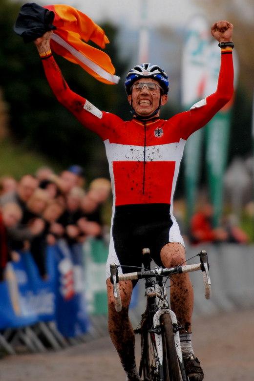 Mistrovství Evropy v cyklokrosu, 2.11.2008 Liévin/FRA, foto: Armin Küstebrück